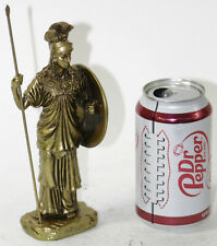 Athena Holding Javelin with Shield  Wisdom home decor figure sculpture Figurine