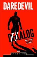 MARVEL EXKLUSIV HC # 68 - DAREDEVIL: DEKALOG - PANINI 2007 - OVP