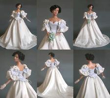 Sherry  Wedding dress for Sybarite/Tyler/Fashion Royalty Poppy Parker Doll TYO2