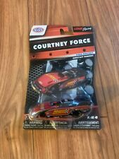 Courtney Force 2018 Advance Auto Parts 1:64 1/64 NASCAR Authenics NHRA AAP
