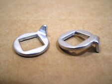 New-Old-Stock Down Tube Shifter Spacers (Set/Pair)...Thin Light Alloy Design