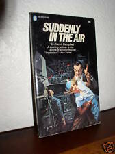 Suddenly in the Air by Karen Campbell (PB, 1969)