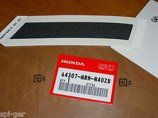 CBR600 F6 Honda Stripe B Right Lower Cowl Sticker Decal Emblem 64307-MBW-N40ZB