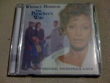 Whitney Houston - The Preacher's Wife  - OST - Made in USA