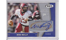 Mike Reilly Central Washington Sage Hit 2009 Silver Autograph Card #31