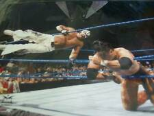 3 Different Rey Mysterio (Oscar Gutierrez Rubio) Official WWE 8x10 Color Photos