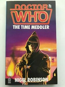 Doctor Who The Time Meddler by Nigel Robinson