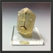 Rare gem- Scapolite Mineral