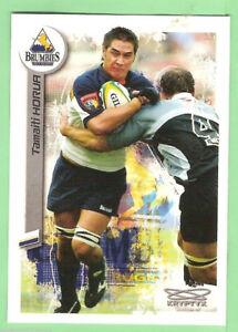 2003  RUGBY UNION CARD #40  TAMAITI  HORUA, ACT BRUMBIES