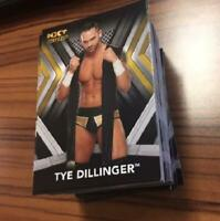 2017 Topps NXT WWE Wrestling Singles (#1-50) Pick Your Cards/ Lot/Finish Set