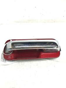 2015-2019 FORD F150 REAR LEFT DOOR HANDLE RUBY RED (RR) OEM 2018 2017 2016