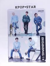 BigBang Big Bang Photo KPOP Clear File Folder GD Top Dae Sung Seung Ri Tae Yang
