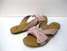 UGG FONDA WOMEN SLIDE SUEDE PINK US 8.5 /UK 7 /EU 39.5