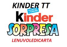 SORPRESINA KINDER FERRERO A SCELTA DA TT001 A TT401 SIMPSONS LOONEY TUNES ALTRI