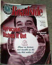 Original VOL 25 ROADSIDE DINER Magazine~SYRACUSE CHINA & NY+DINING CARS+ Queens!