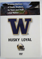 NEW DVD: Husky Loyal - U. of Washington Stadium History Made in USA UW DAWGS