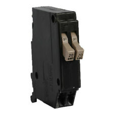 Cutler Hammer Cht2020 Type Ch-Twin Single Pole Replacement Circuit Breaker, 20A
