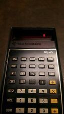 Vintage 70s Texas Instruments Calculator SR-40 Rare VTG TI 40 Retro