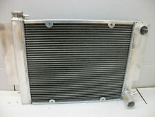 Aluminum Radiator for Mazda RX2 RX3 RX4 RX5 S1 S2 with Heater pipe MT 69-83