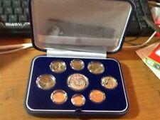 80m) SERIE DIVISIONALE EURO MONETE ITALIA 2007 _ PROTOCOLLO DI KYOTO _ PROOF