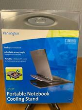 New Kensington LiftOff Portable Notebook Cooling Stand Model # 60149A Sealed