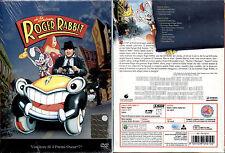 CHI HA INCASTRATO ROGER RABBIT- DVD NUOVO E SIGILLATO, OLOGRAMMA TONDO Z3DV5210