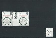 COMMEMS - 1977 - HEADS OF GOVERNMENT - T/LIGHT - GUTTER PAIRS  -UNMOUNTED MINT