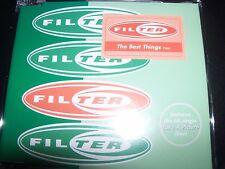Filter – The Best Things Australian Remixes CD Single – Like New