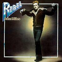 John Miles - Rebel (NEW CD)