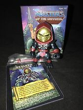 The Loyal Subjects Masters Of The Universe Target Metallic Blood Skeletor MOTU