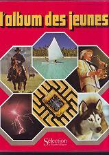 l'album des jeunes - 1984 - complet bon etat