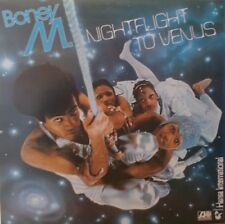 BONEY M - NIGHTFLIGHT TO VENUS. /EX 1978 UK ISSUE K50498