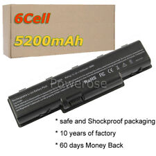 Laptop Battery For Acer E-Machines E725 E527 E627 G725 ID58 G630 G725 AS09A75 UK