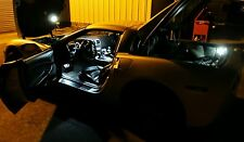 2005-2013 Chevrolet C6 Corvette White LED Interior Light Kit