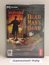DEAD MAN'S HAND - PC COMPUTER - VIDEOGIOCO NUOVO SIGILLATO - NEW