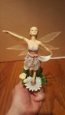 Faerie Glen Dreamflutter (Night Light) Fairy. (2008). Serial# Fgn58528. Nib.