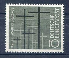 Bund Mi-Nr 248  Einzelmarke  (10)  -Kriegsgräberfürsorge - ** Postfrisch 1956