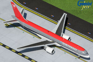 GEMINI JETS NORTHWEST AIRLINES BOEING B757-200 1:200 DIE-CAST G2NWA965 IN STOCK