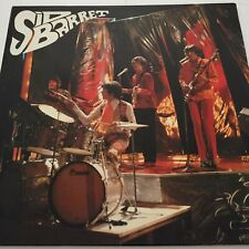 Sid Barret Sid Barret Unforgotten Hero 1977 Vinyl [ SBDJT0077 ]