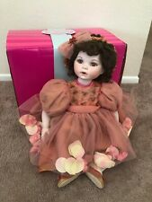 "Marie Osmond 24"" Porcelain Doll Remember Me Signed & Numbered Limited Edition"