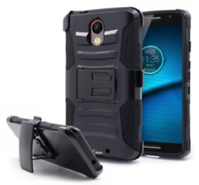 iPhone 5 cellphone black holster combo with clip