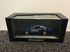 Renault Alpine A310 Gendarmerie 1:43 Minichamps
