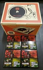 "Crosley RSD3 Mini Turntable + Insane Clown Posse 3"" Bundle 4 records / songs -"