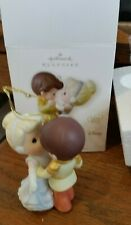 "Hallmark Keepsake Ornament ""Cinderella and HerPrince"" Precious Moments 2008/2007"