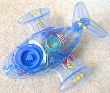 Fisher Price Little People - WONDER WOMAN INVISIBLE JET - DC Super Friends
