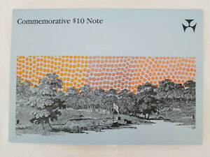 1988 Ten Dollar Australion Note