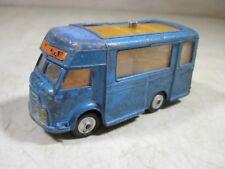 Vintage 1960's Corgi Toys Great Britain Smith's Karrier Van Joe's Diner Food