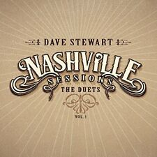 Dave Stewart - Nashville Sessions - The Duets, Vol 1 (NEW CD)