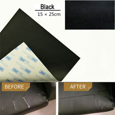 Leather and Vinyl Repair Patch for Car Seat sofa Fix Holes Burns Rips Gouges