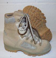 LOWA ELITE DESERT COMBAT BOOTS - Size: 5 Medium , British Army Issue